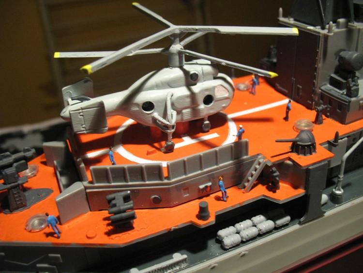 Destroyer RC Dapart17