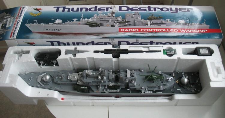 Destroyer RC Destro10