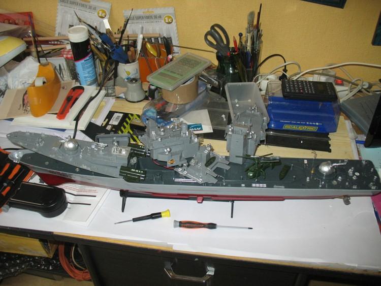 Destroyer RC Destro11