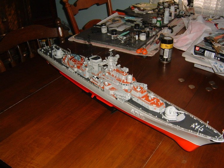 Destroyer RC Marksm10