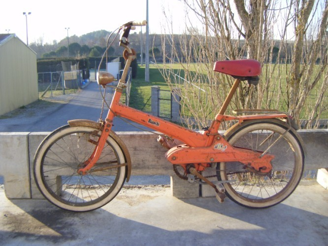 Mini Bianchi 368-7010