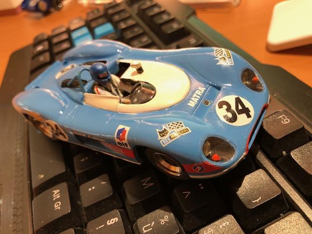 Le Mans '69 - Page 5 Matra312