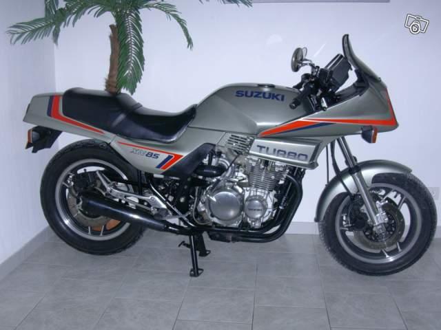 XN 85 TURBO 01714110