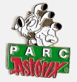 Pin's du Parc, 1992 1992_i10