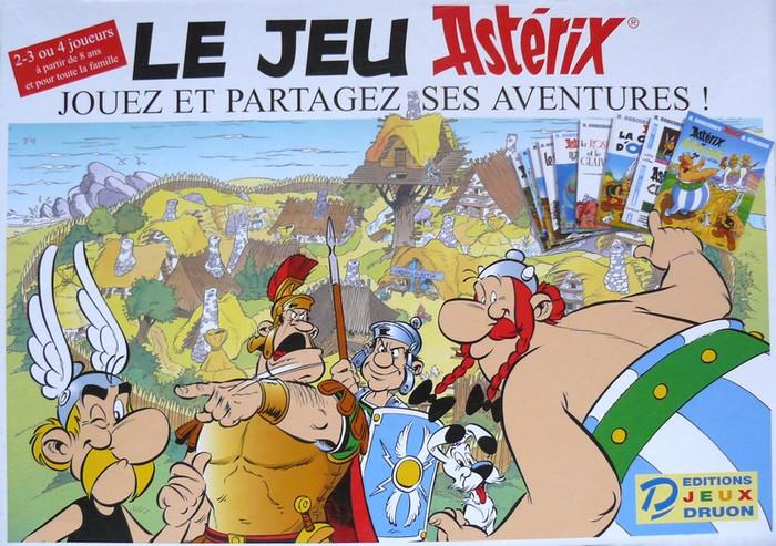 2001 - Le jeu Asterix - Editions Jeux Druon 2001_l10