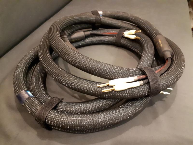 SINE Louis II Speaker Cable (Used) Repost 20170910