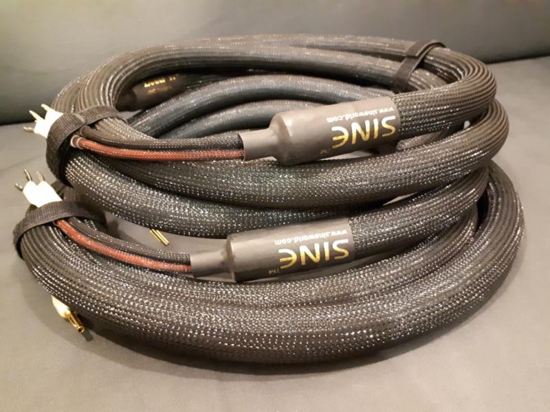 SINE Louis II Speaker Cable (Used) Repost 20170912