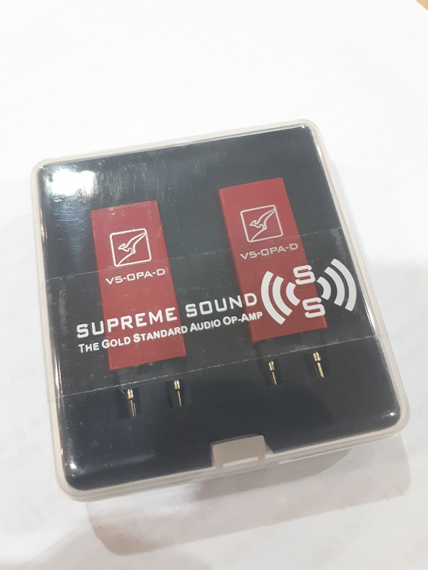Burson Audio SS Opamp V5 Dual (Sold) 20180712
