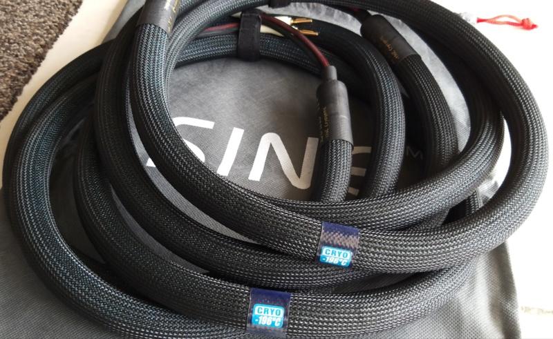 SINE Louis II Speaker Cable (Used) Repost 20191123