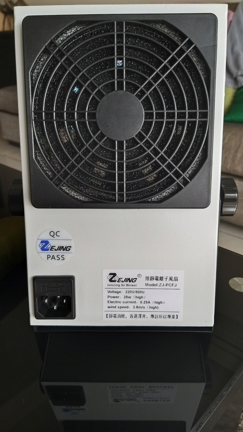 Ionizing Air Blower (SOLD) 20200532
