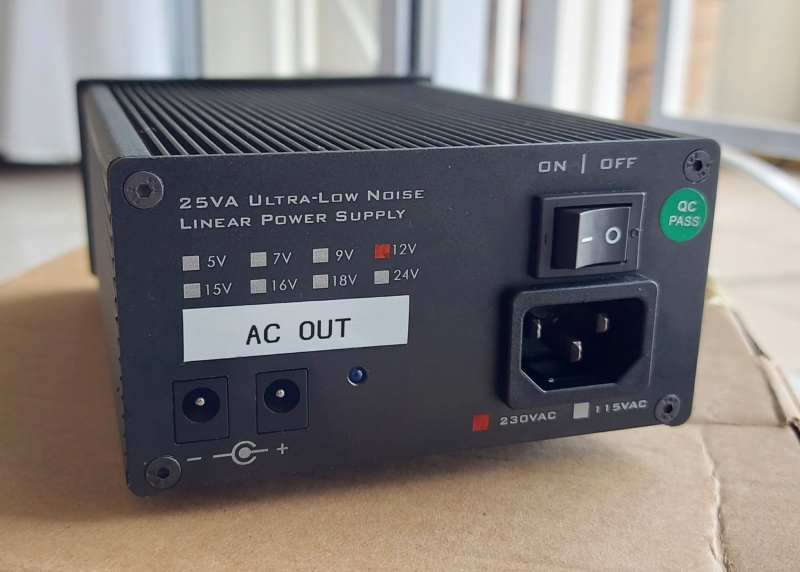 LHY 12V AC Power Supply Unit 20210178