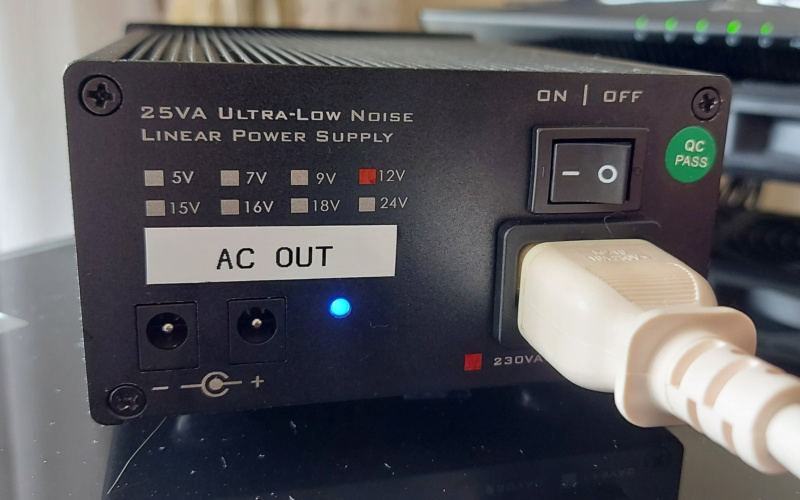 LHY 12V AC Power Supply Unit 20210179