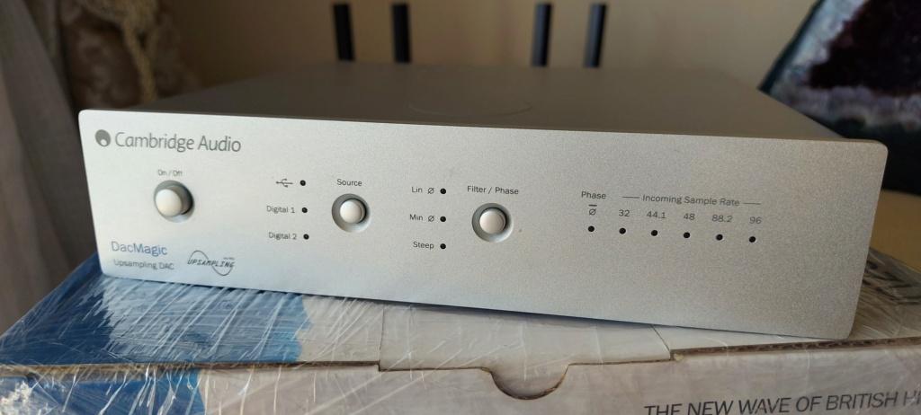 Cambridge Audio DacMagic Upsampling DAC (SOLD) 20210712