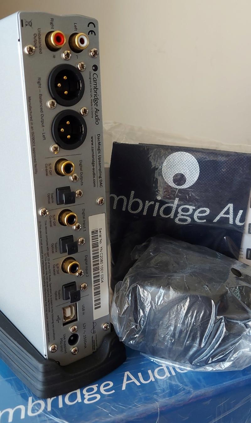 Cambridge Audio DacMagic Upsampling DAC (SOLD) 20210717