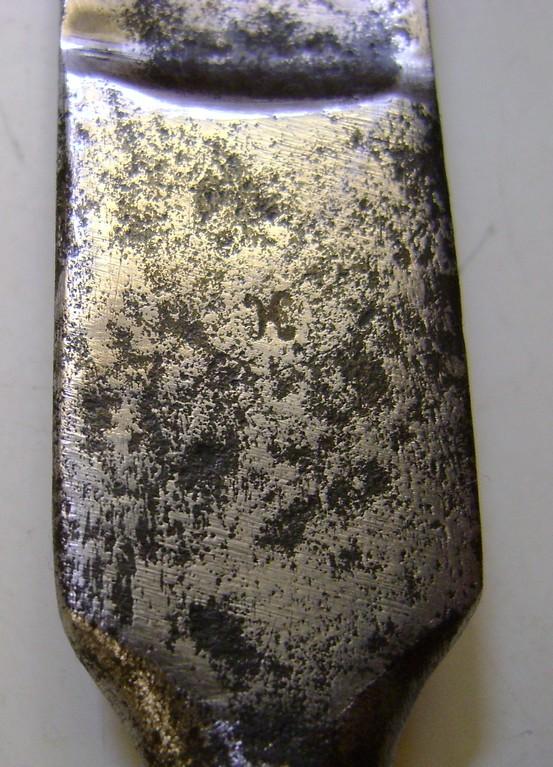 Baïonnette 1814, Gardes du Corps du Roi. Dsc07532