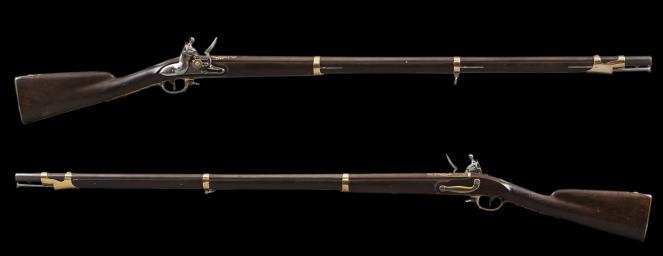 Baïonnette 1814, Gardes du Corps du Roi. Sans_t20