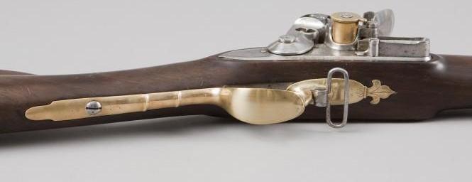 Baïonnette 1814, Gardes du Corps du Roi. Sans_t21