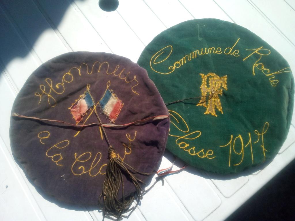 Bérêts de Roche dans l'Isère classe 1917  Img_2027