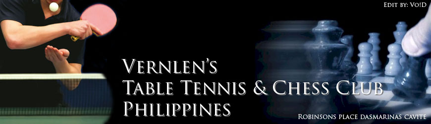 Vernlen Table Tennis & Chess Club