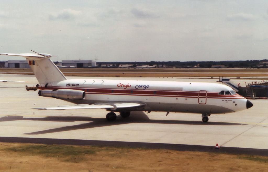 BAC1-11 in FRA Yr-bcr10