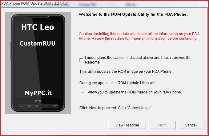 [TUTO] Modifier son HD2, HSPL, ROM, ROM Radio, Task29 Captur11