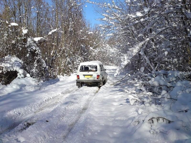 délire dans la neige Neige213