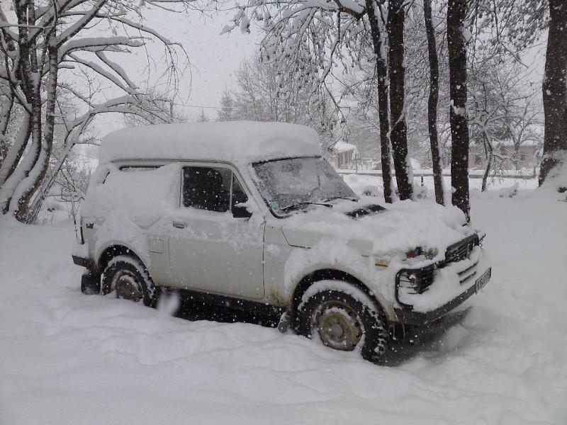 délire dans la neige Neige310
