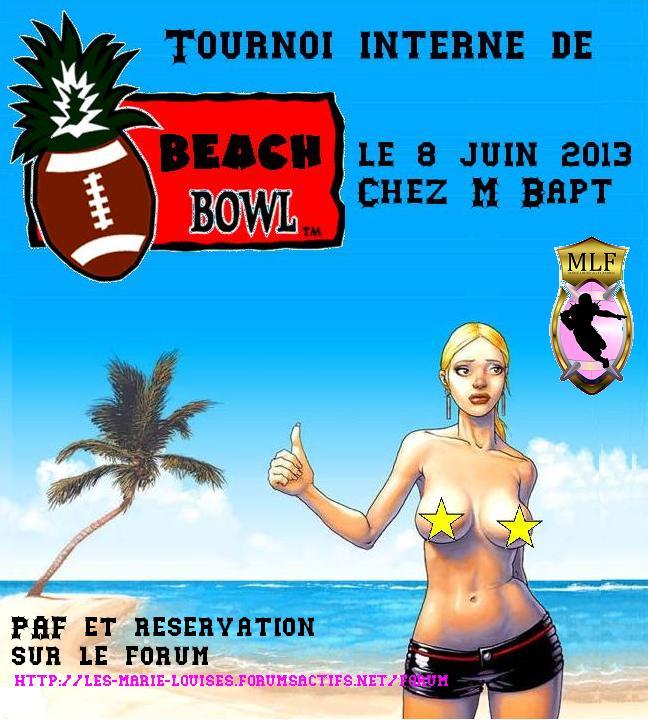 MLF Beach Bowl III  Affich10