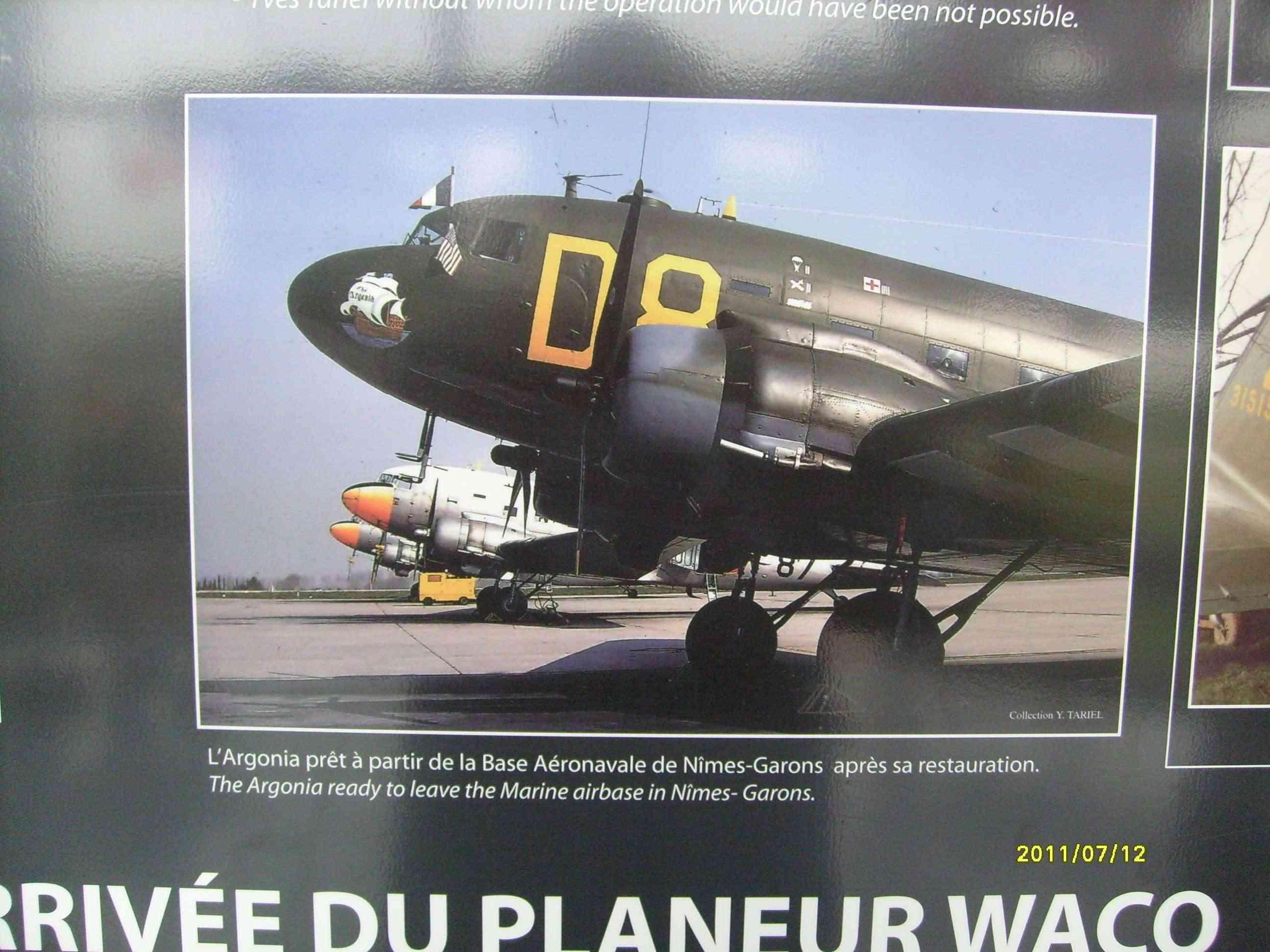 [Les anciens avions de l'aéro] Douglas C-47D Dakota - Page 2 S7303710