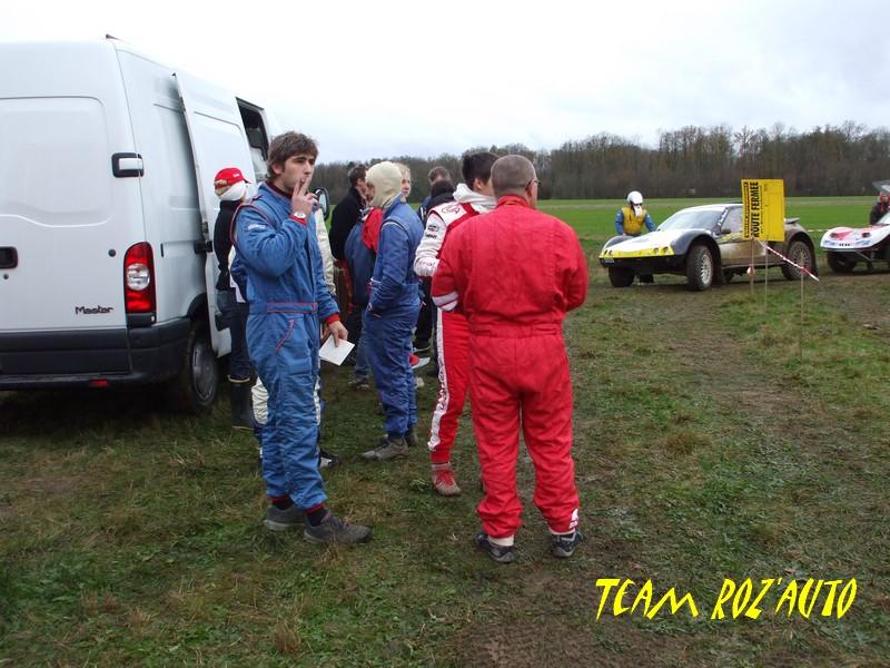 Team roz'auto: Parc Assistance samedi et dimanche Assist11