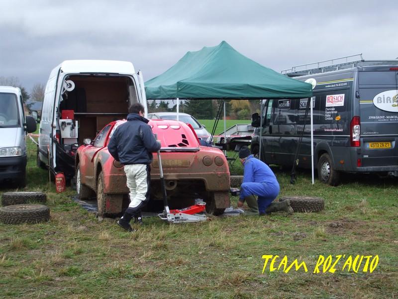 Team roz'auto: Parc Assistance samedi et dimanche Assist12