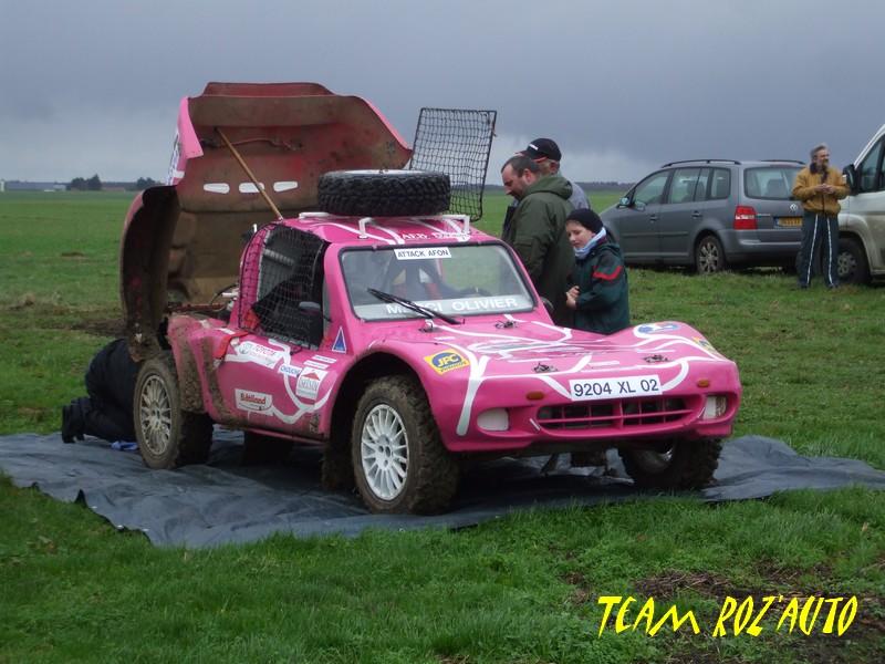 Team roz'auto: Parc Assistance samedi et dimanche Assist23