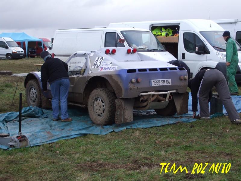 Team roz'auto: Parc Assistance samedi et dimanche Assist26