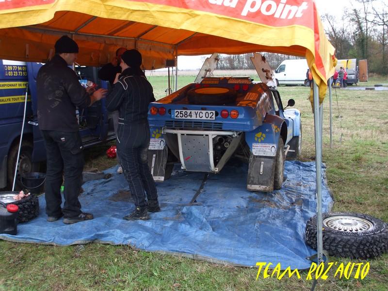Assistance - Team roz'auto: Parc Assistance samedi et dimanche Assist33