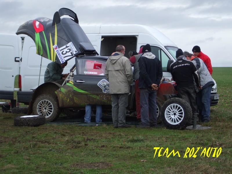 Team roz'auto: Parc Assistance samedi et dimanche Assist34