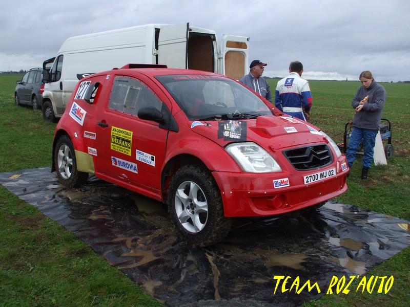 Team roz'auto: Parc Assistance samedi et dimanche Assist38