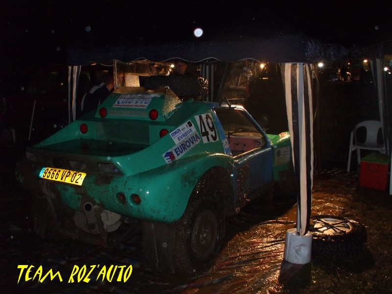 Team roz'auto: Parc Assistance samedi et dimanche Assist48