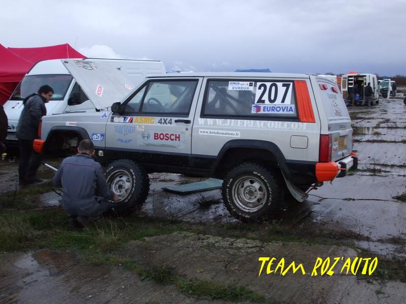 Team roz'auto: Parc Assistance samedi et dimanche Assist52