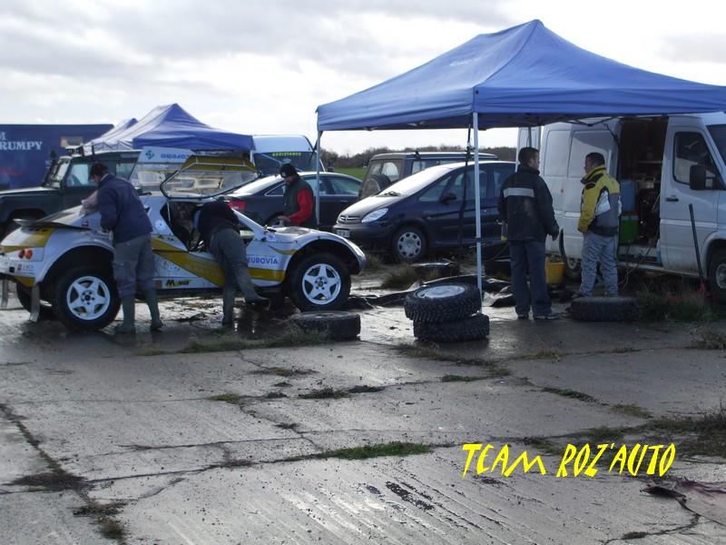 Team roz'auto: Parc Assistance samedi et dimanche Assist57