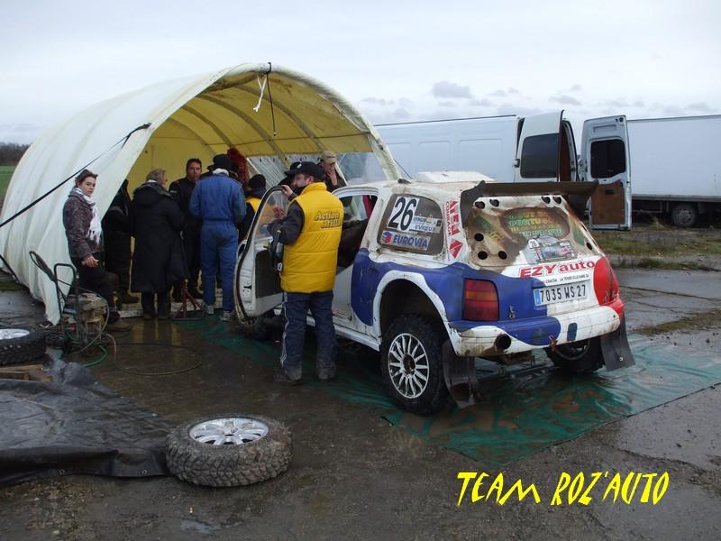 Team roz'auto: Parc Assistance samedi et dimanche Assist62