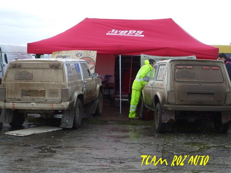 Team roz'auto: Parc Assistance samedi et dimanche Assist64