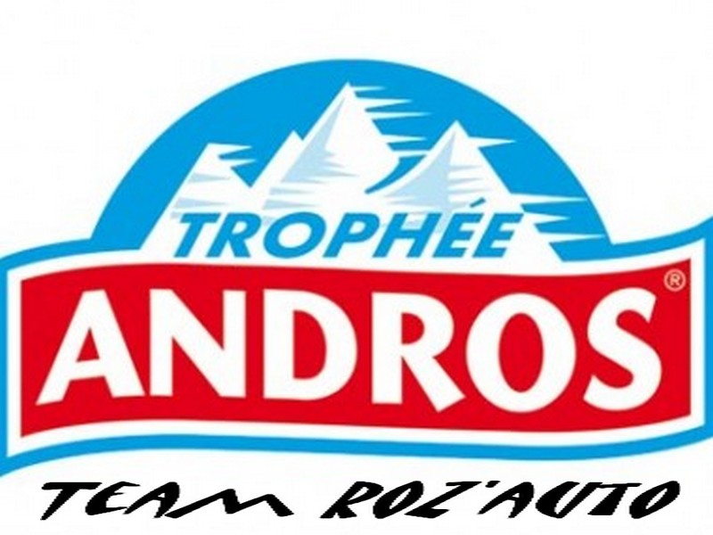 2009 - Team roz'auto: Au trophée andros 2009-2010 Main10