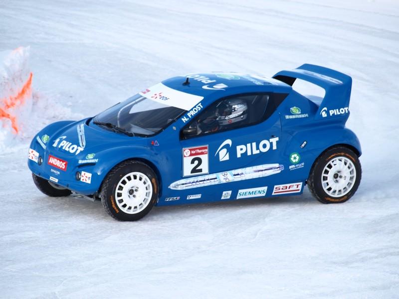 2009 - Team roz'auto: Au trophée andros 2009-2010 Pc054410