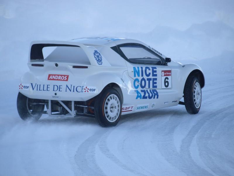 2009 - Team roz'auto: Au trophée andros 2009-2010 Pc054411