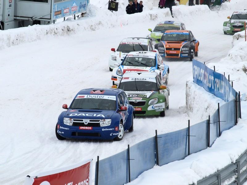 2009 - Team roz'auto: Au trophée andros 2009-2010 Pc064710