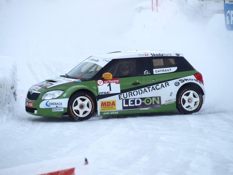 2009 - Team roz'auto: Au trophée andros 2009-2010 Team_r16
