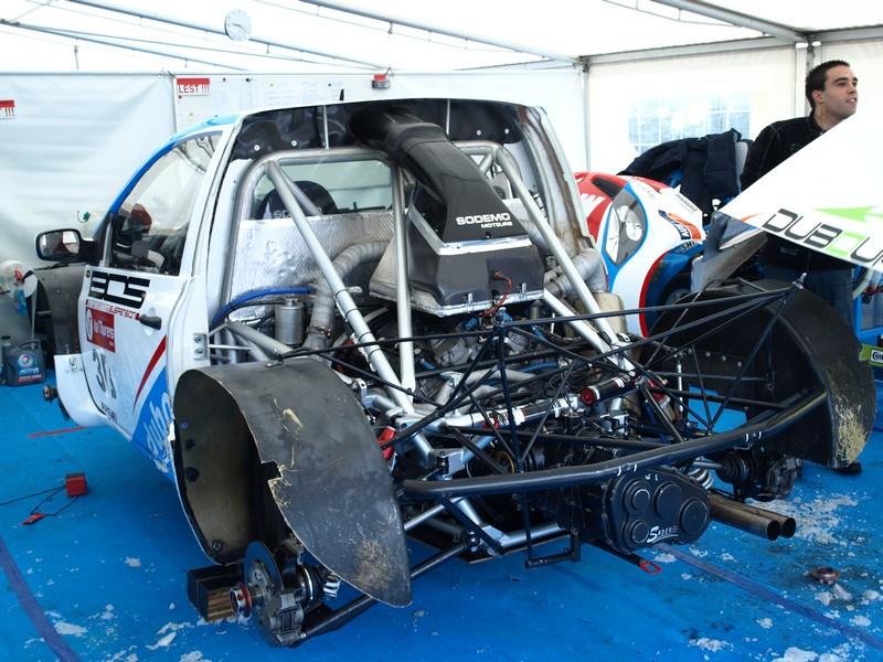 2009 - Team roz'auto: Au trophée andros 2009-2010 Team_r19