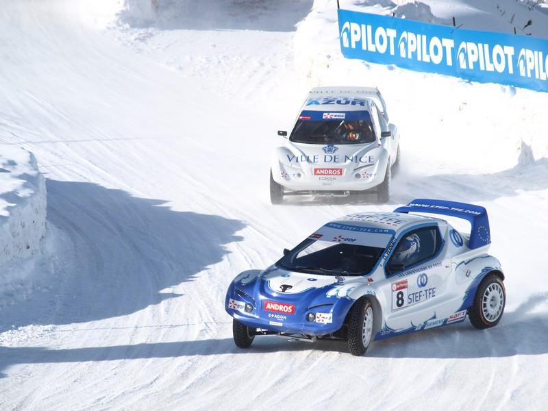 2009 - Team roz'auto: Au trophée andros 2009-2010 Team_r21