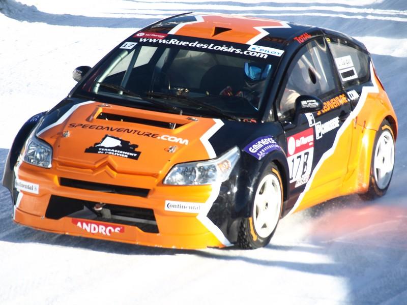 2009 - Team roz'auto: Au trophée andros 2009-2010 Team_r24