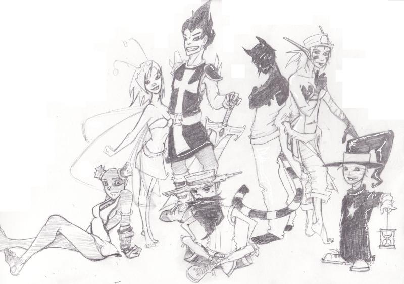 artworks et dessins - Page 2 Lateam10